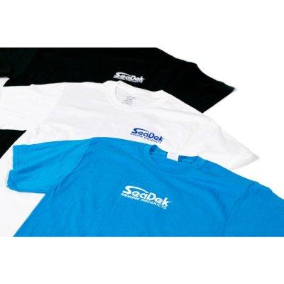 画像1: 受注販売 オリジナルTシャツ SeaDek Short Sleeve Shirt White