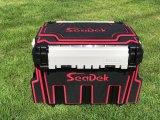SeaDek カスタム バケットマウス BM-5000 ブラック エンボス
