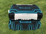 SeaDek カスタム バケットマウス BM-7000 ブラック エンボス